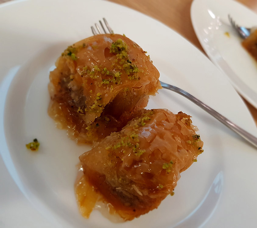 The Best Turkish Baklava