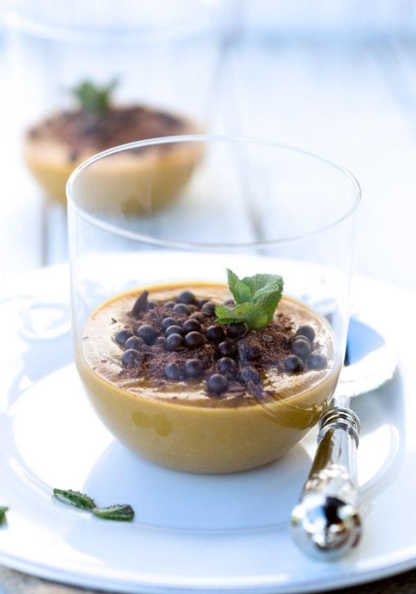 Zabaione with Chocolate and Coffee