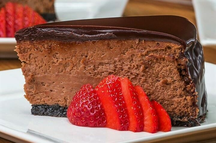 Tasty Chocolate Mousse Cheesecake