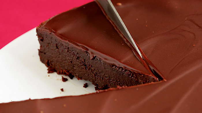 The Best Chocolate Torte